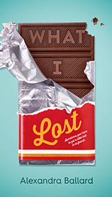 Cover of What I Lost