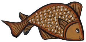 Illustrated fish