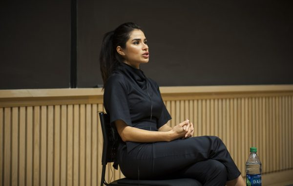 Diane Guerrero of Orange is the New Black and Jane the Virgin