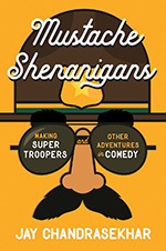 Mustache Shenanigans book cover