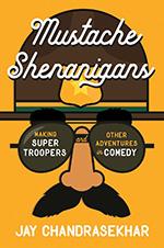 Mustache Shenanigans book cover