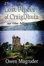 The Lost Pipers of CraigDhuin book cover