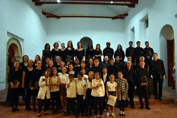 The Colgate University Chorus