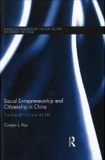 Cover of the book Social Entrepreneurship in China