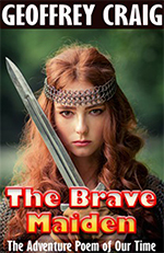 The Brave Maiden book cover