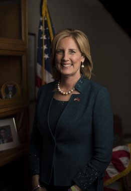 Photo of Colgate alumna, Claudia Tenney