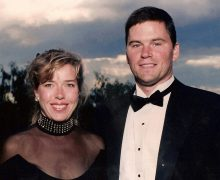 Dave Reed '86, P'16 and Debbie Merrick '86, P'16