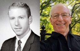 Steven berkley, then and now