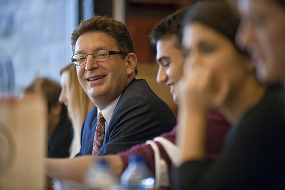 Jeffrey Herbst, president and professor of political science, will co-teach Technology and Disruption with Vijay Ramachandran, assistant professor of computer science.