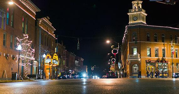 Village of Hamilton