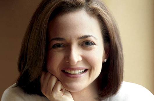Sheryl Sandberg, Facebook chief operating officer, will deliver the keynote address at Colgate's Entrepreneur Weekend
