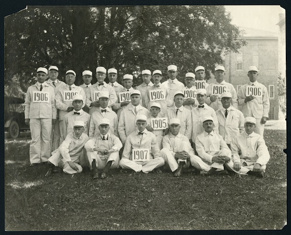 1905-1907 un-titled and un-dated at Colgate University Reunion