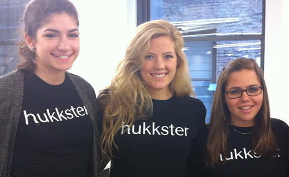 Hukkster interns