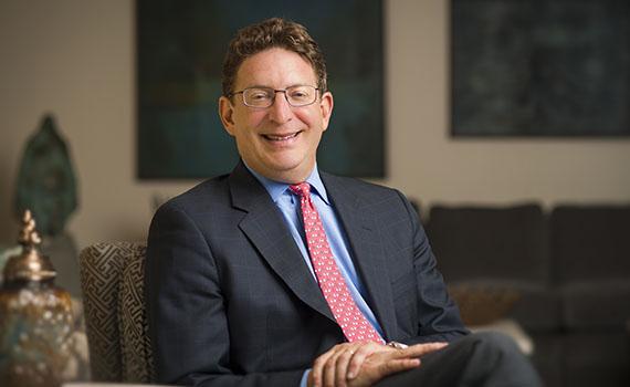 Colgate President Jeffrey Herbst