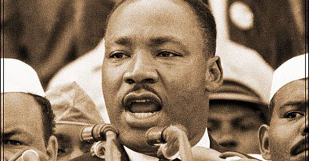 Join us from January 20 - 24, 2014, as we celebrate the legacy of  Martin Luther King Jr.