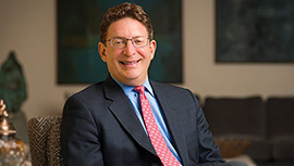 Jeffrey Herbst is president of Colgate University.