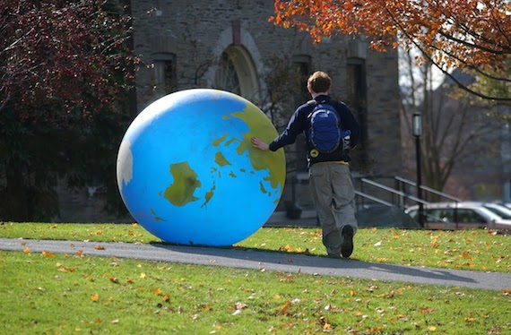 Sustainability at Colgate University