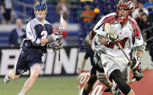 Matt Abbott and Chris Eck will represent the United States at the upcoming FIL World Championships.