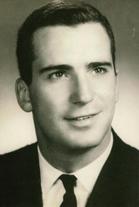 a portrait of Steven J. Riggs Sr. '65