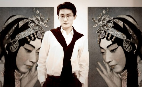 Composer and Colgate music professor Zhou Tian