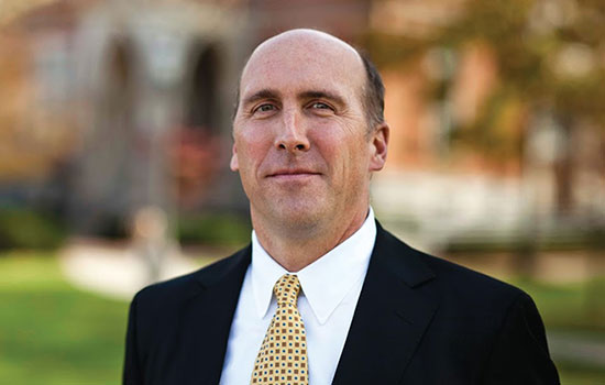 Portrait of Brian W. Casey