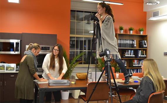 BreadX video shoot