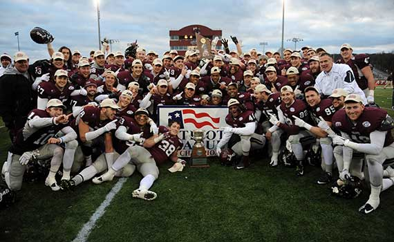 Colgate crowned Patriot League Champions | Colgate ...