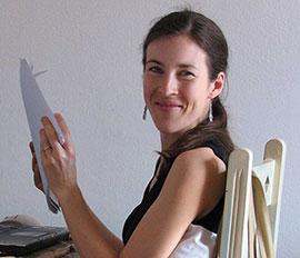 Portrait of Assistant Professor Heather Roller