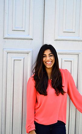 Mariam Nael '18