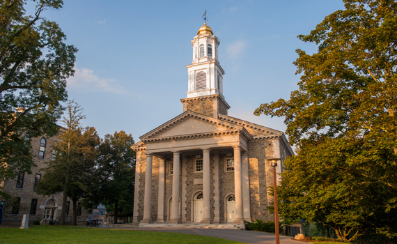 Colgate Memorial Chapel will be the location for a live debate for the 22nd Congressional district.