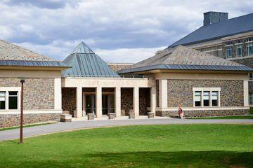 Olin Hall at Colgate University