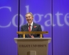 Former Prime Minister of Britain, Tony Blair, speaking at Global Leaders 2009.