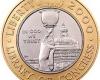 Library of Congress Commemorative Coin, 2000