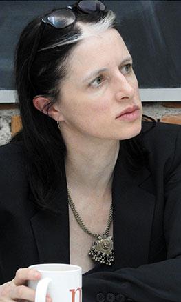 portrait of Larissa MacFarquhar