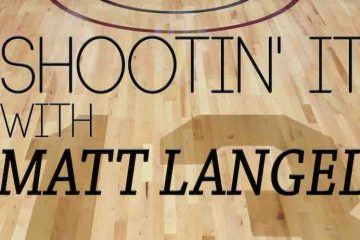 The Shootin' It with Matt Langel Logo