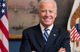 Portrait of Joe Biden