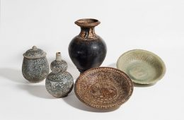 Ceramics from Thailand, 13th–16th century CE