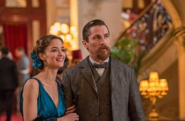Film still from The Promise