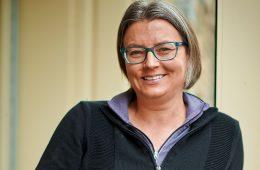 Portrait of Professor Susan Thomson