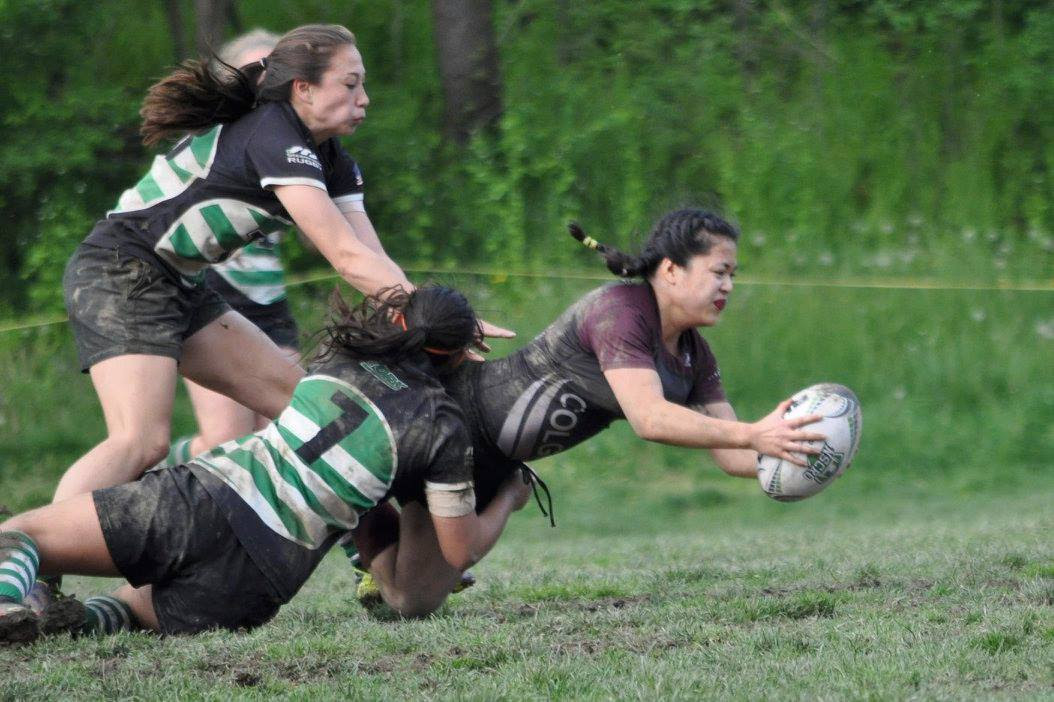 Women's Rugby wins 2017 NSCRO 7s National Championship ...