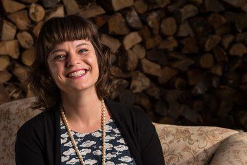 Portrait of Colgate Professor Penny Lane
