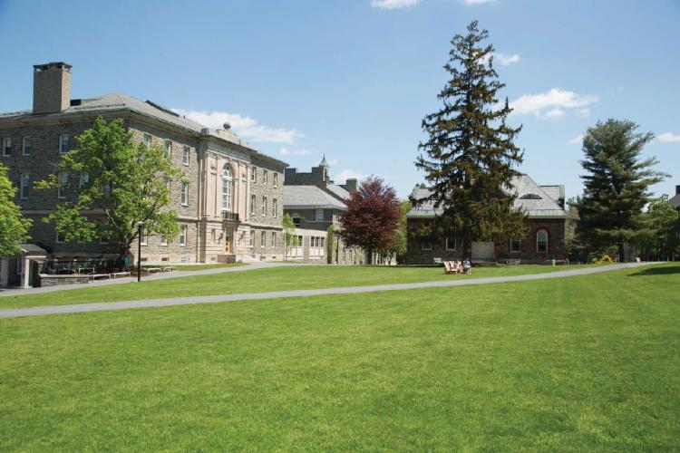 Academic Quad, 2017