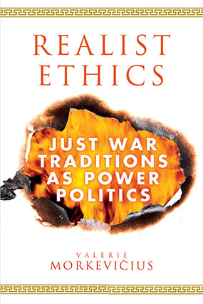 Book cover for Realist Ethics