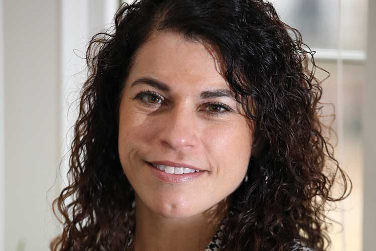 Maria del Carmen Flores-Mills, dean of students at Colgate University