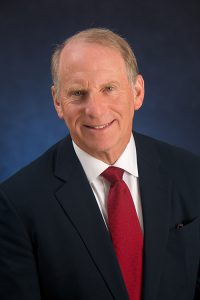 Portrait of Richard Haass, president of the Council on Foreign Relations