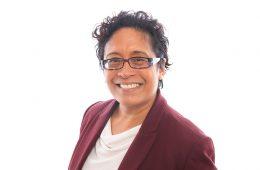 Hanna Rodriguez-Farrar, chief of staff to Colgate President Brian Casey