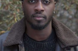 Portrait of Nana Kwame Adjei-Brenyah