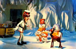 Still from Rudolph and Frosty's Christmas in July, ©Rankin/Bass Productions/Rick Goldschmidt Archives
