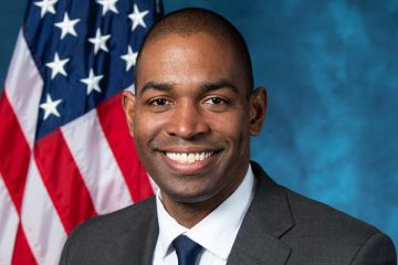 Portrait of Representative Antonio Delgado '99